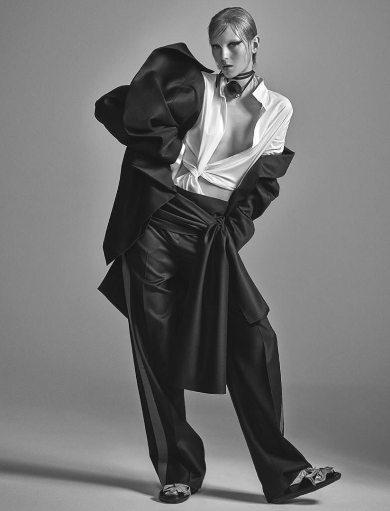 Vogue – Desconstruindo a Gueixa