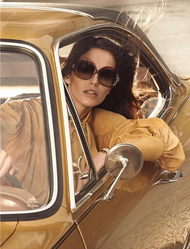 Vogue – Miss Moneypenny