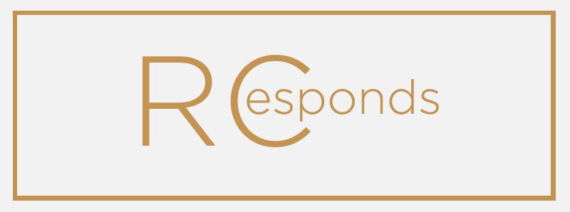 #RCResponds – Amenizando olheiras