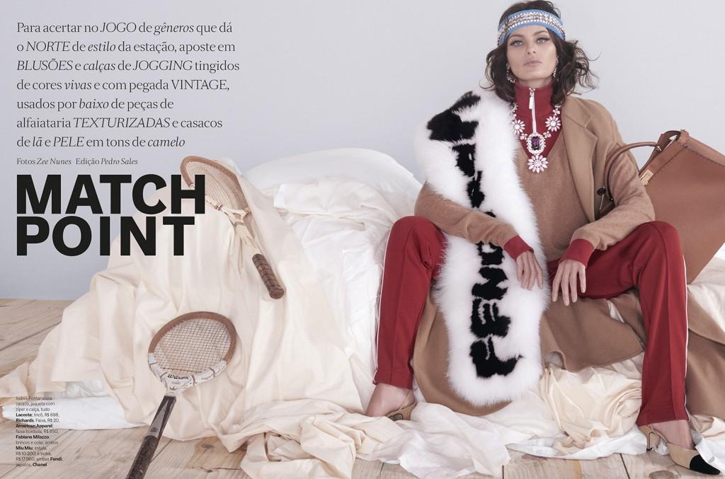 Vogue – Match Point