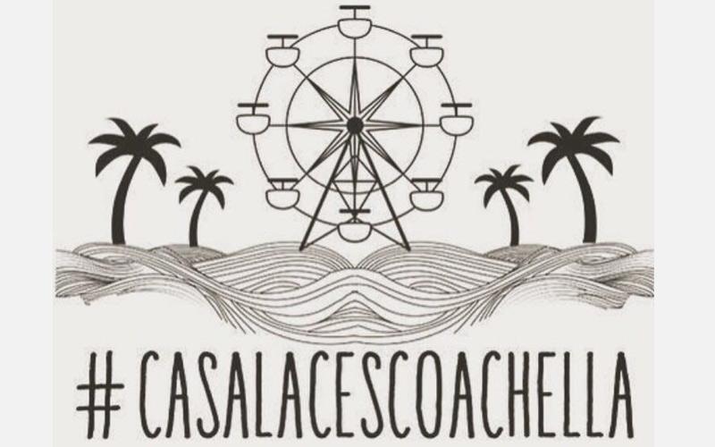 Casa Laces no Coachella