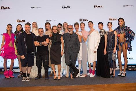 Senai Fashion Brasil 2017