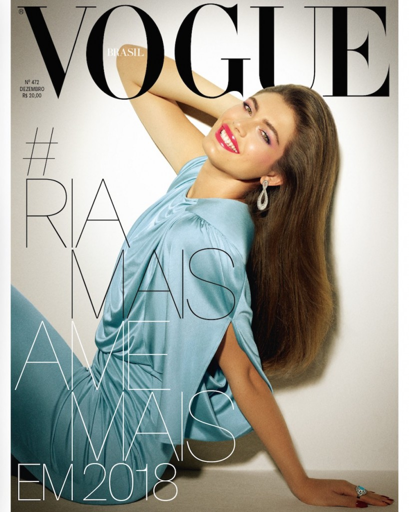 Vogue #RiaMaisAmeMais
