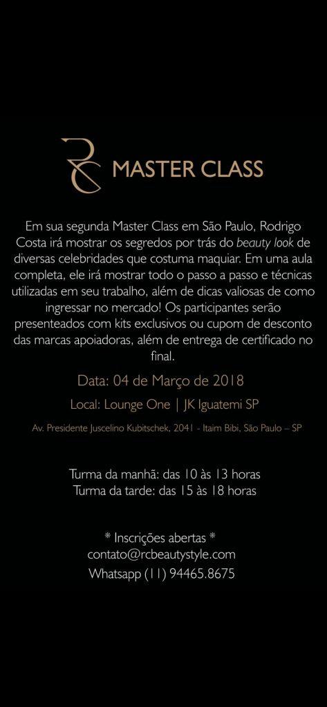 RC Master Class II